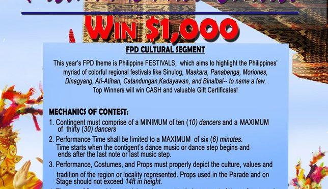 Festival Dance Contest