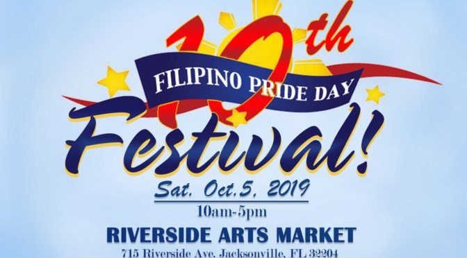 10th Filipino Pride Day festival